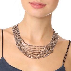 Lulu Frost Claude Drape Necklace